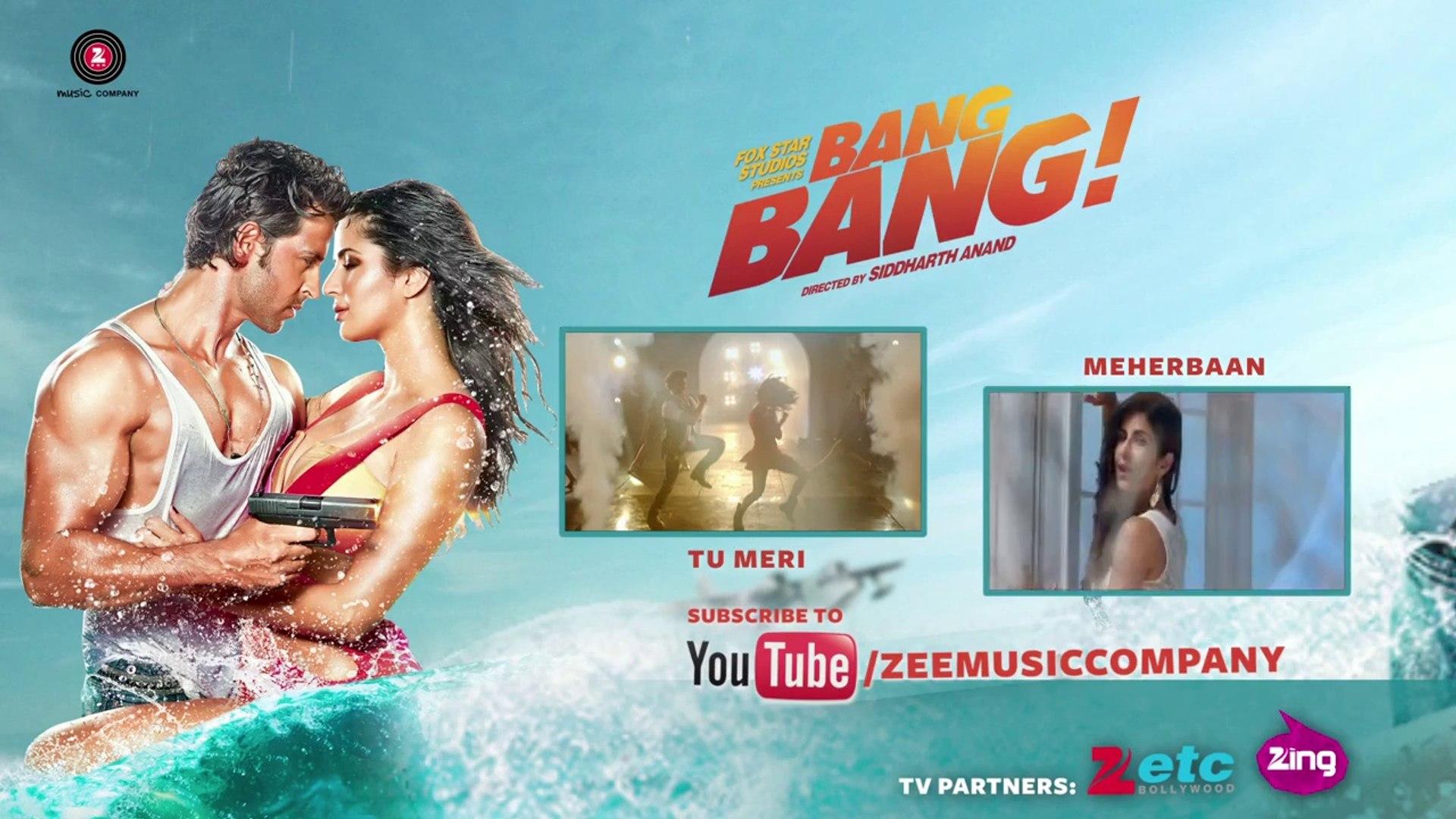 Bang Bang HD Title Song Video - Bang Bang [2014] - Hrithik Roshan - Katrina Kaif - HD