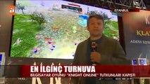 Knight Online 2. Klan Turnuvası Finali ATV Ana Haber'de