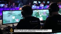 Knight Online 3. Klan Turnuvası - Al Jazeera Türk Haberi