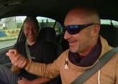 Vincent Lagaf, cascadeur fou ! - ZAPPING AUTO DU 22/09/2014