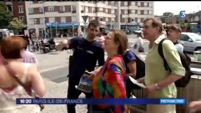 France 3 le 19 20 Paris IDF 28 juillet 2014 De visu