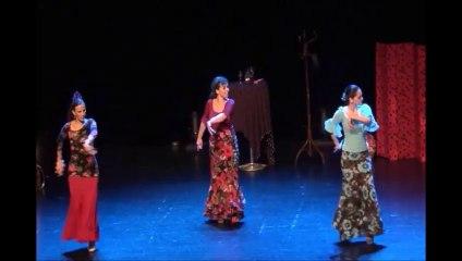 "Las Flamenkitas presentan ""Alegria"""