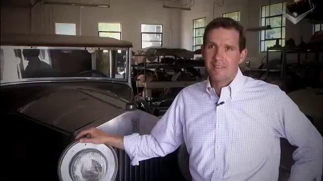 One of the Earliest Rolls Royce