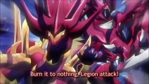 Perdition Imperial Dragon, Dragonic Overlord the Great! Cardfight Vanguard Legion Mate