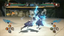 Naruto Shippuden : Ultimate Ninja Storm Revolution - L'attaque des coups électrtiques
