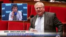 """Jacques Myard : """"nous devons nous attendre à des attentats en France"""""""