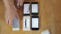 So amazing music video clip using 14 Apple Screens : iPhone, iPad...