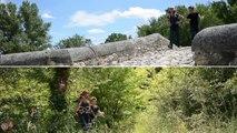 Les chemins de Compostelle dans les Alpes de Haute-Provence