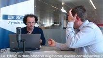 Le 11h02: la dette belge va augmenter, quelles conséquences ?
