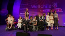 Prince Harry met seriously ill children at WellChild awards