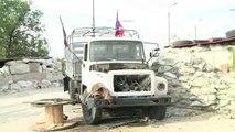 Ukraine: échanges de tirs à l'aéroport de Donetsk