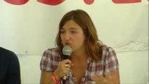 """Table ronde : """"Jeunes socialistes contre le traité transatlantique"""""""