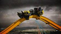 Nouvelles montagnes russes Batman The Ride