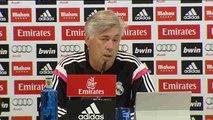 Chicharito could start against Elche, Ancelotti says