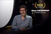 Interview Michel Hazanavicius - Nikon Film Festival 2014