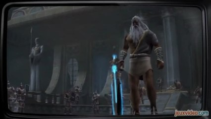 Le Fond De L'Affaire - God of War II : Divine Retribution - God of War, suite et fin
