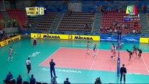 วอลเล่ย์บอลหญิงชิงแชมป์โลก 2014 ไทย - รัสเซีย 3/6 23 กันยายน 2557 HD