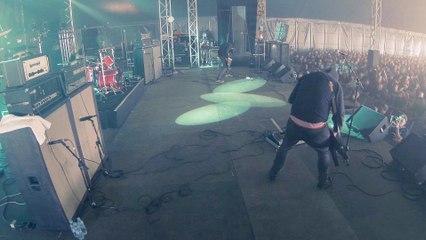 CONAN live at Hellfest 2014