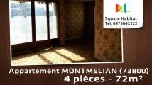 A vendre - Appartement - MONTMELIAN (73800) - 4 pièces - 72m²