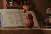 Retour dans les cuisines de Ratatouille avec ce making of inédit !