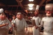 Entrez dans les cuisines de Ratatouille avec ce making of inédit!