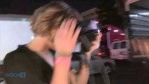 Jennifer Lawrence And Chris Martin Depart Private Jet Together