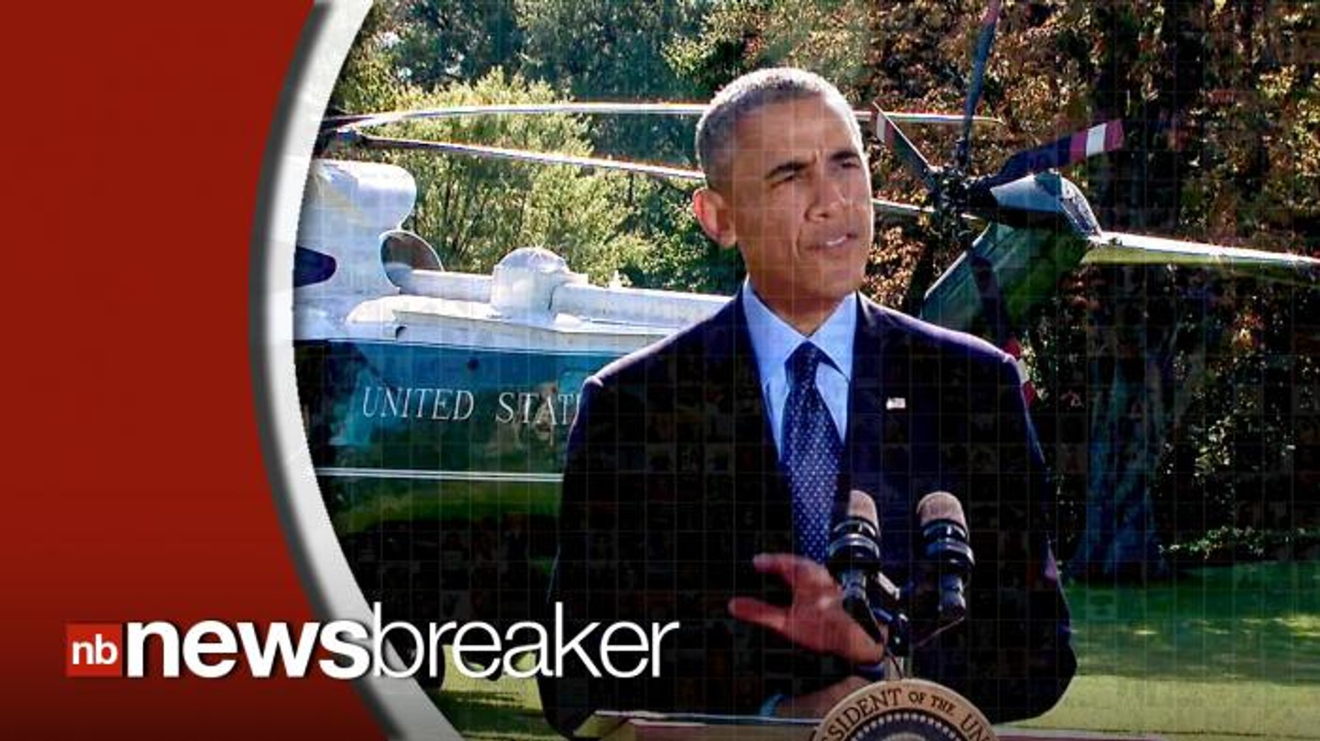 President Obama Orders Overnight Air Missile Strikes on ISIS in Syria