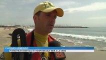 Formation de sauvetage en mer à Palavas