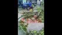 Geyve Kozan şiddetli yağmur