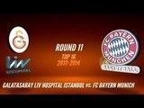 Basketball: FC Bayern ohne Chance gegen Galatasaray