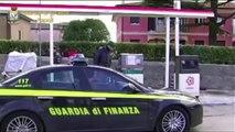 Napoli - Imprenditoria e camorra, confisca da 10 milioni (25.09.14)