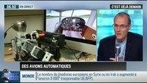 La chronique d'Anthony Morel : Les avions automatiques - 24/09