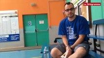 Trégueux. Basket : rencontre avec Yoann Cabioc'h