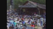 Béla Fleck & The Flecktones - Bonnie and Slyde (1993 KET broadcast of Pickin' for Merle, a memorial concert for the son of Doc Watson)