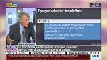 Quels sont les objectifs des Rencontres Parlementaires pour l'Epargne Salariale ?: Michel Bon, dans Intégrale Placements - 24/09