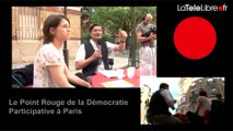 LE POINT ROUGE #39 DE LA DÉMOCRATIE PARTICIPATIVE À PARIS