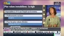 Quid des cas d'exonérations de plus-values immobilières ?: Sophie Delage, dans Intégrale Placements - 24/09
