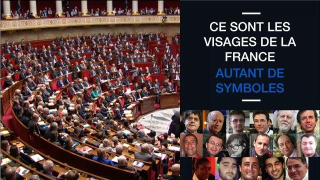 Hommage aux victimes des attentats - Discours de Manuel Valls, Premier ministre