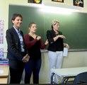 [ARCHIVE] Education prioritaire : La pratique de la co-intervention au collège Le lac de Sedan