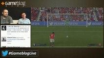 Gameblog Live FIFA 15 avec la rédac