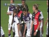 Rennes/TFC, première mi-temps en intégralité