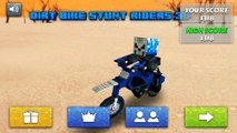 Dirt Bike Stunt Riders 3d Android HD Gameplay