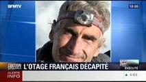 Exécution de l'otage français: Les réactions d'Ulysse Gosset, Thierry Arnaud, Pierre Martinet et Éric Grinda - 24/09 1/4