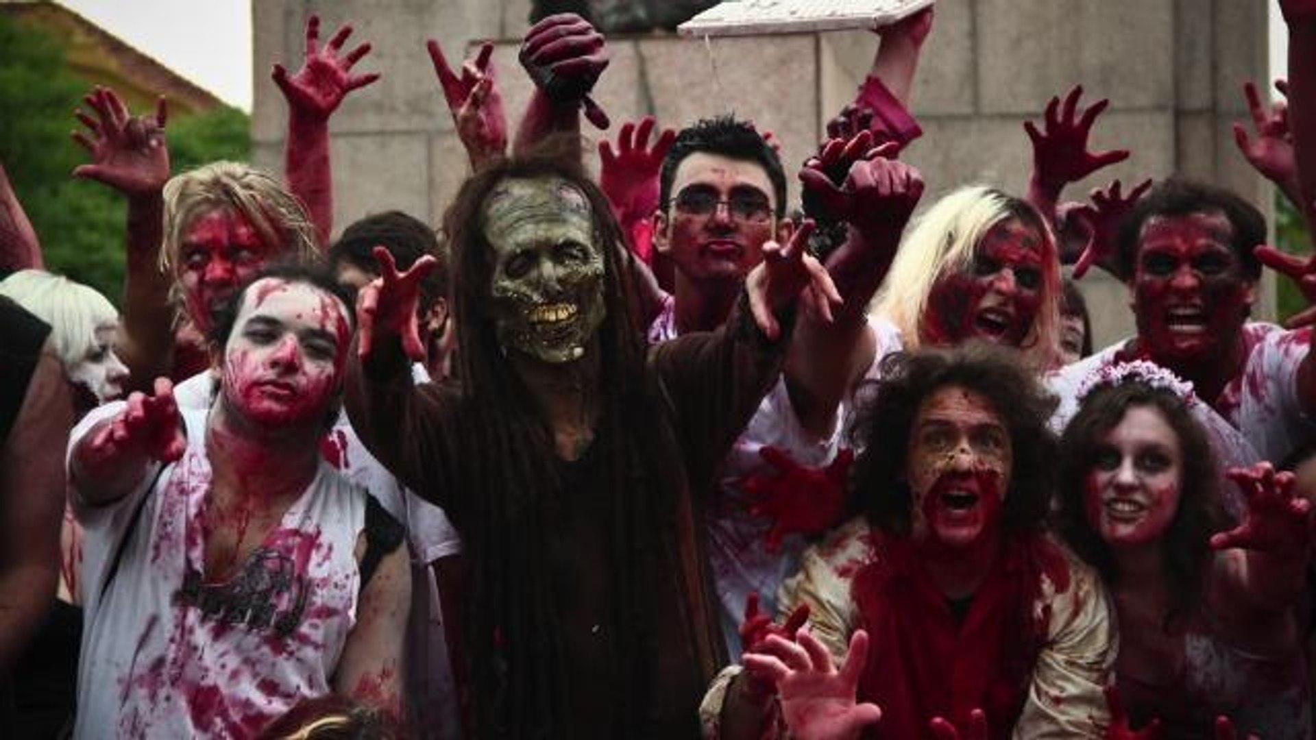 Kansas Declaring October 'Zombie Preparedness Month'