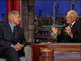 Mark Harmon: Late Show with David Letterman Sept 2014