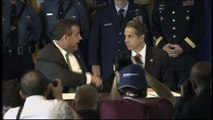 Govs. Chris Christie, Andrew Cuomo brace for heightened terrorist threats