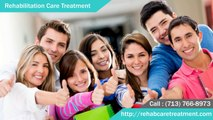 Rehabilitation Care Treatment | Care Treatment Rehabilitation | Rehabilitation Center Houston