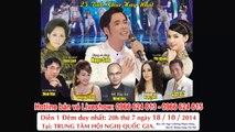 Mua bán vé Liveshow Ngọc Sơn Hotline bán vé 0966 624 813 - 0966 624 815