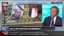 """Le parti pris d'Hervé Gattegno: Assassinat d'Hervé Gourdel: """"la France ne peut ni s'apitoyer ni s'emporter"""" - 25/09"""