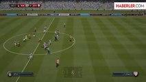 FIFA 15 Karşılaşması Mahalle Maçı Tadında Yapıldı